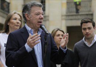 """""""No hay pruebas de corrupción en mi campaña"""": Santos"""