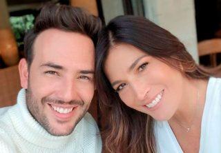 Kathy Sáenz y Sebastián Martínez celebran 11 años casados