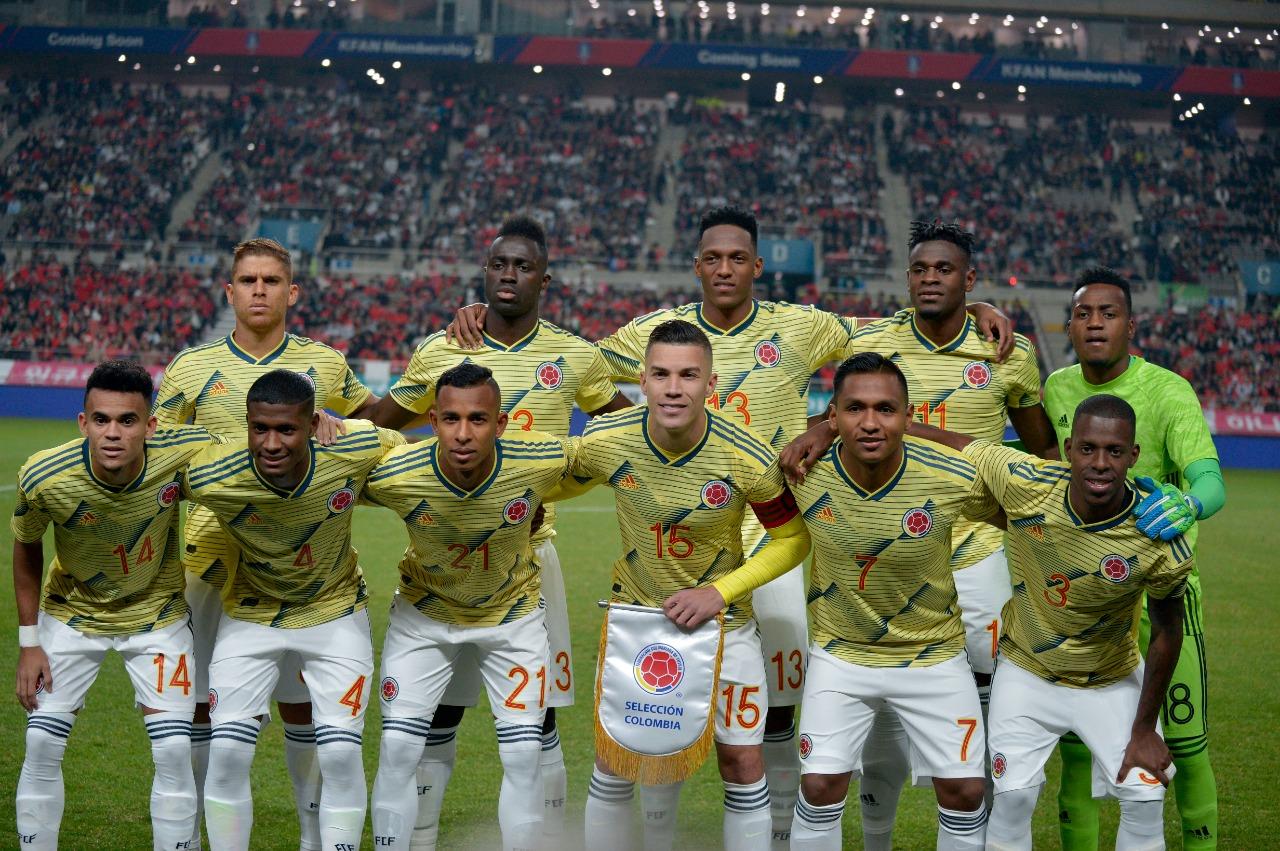 Tuboleta, Selección Colombia