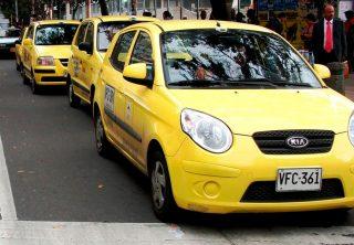 Taxistas de Bucaramanga anunciaron protestas