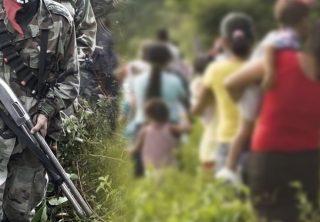 Violencia en Bajo Cauca ocasionó desplazamiento masivo