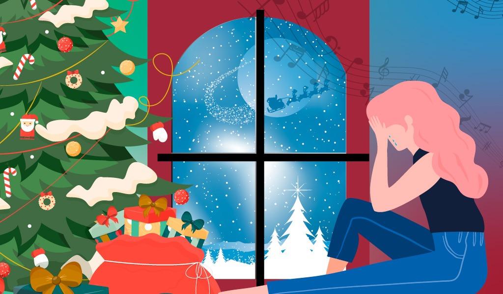 Las canciones más tristes de Navidad
