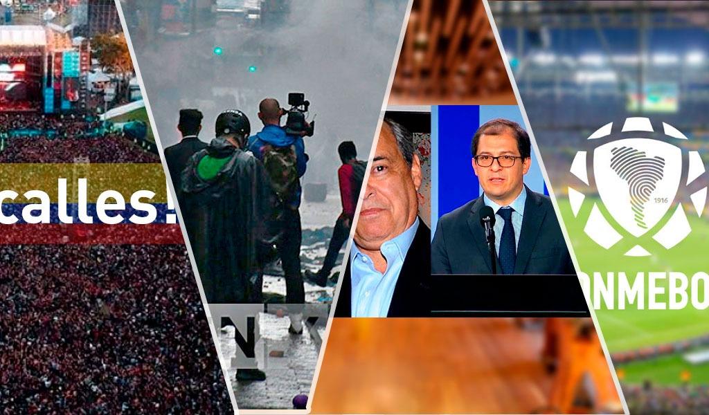 Las noticias más destacadas en Colombia hoy 3 de diciembre