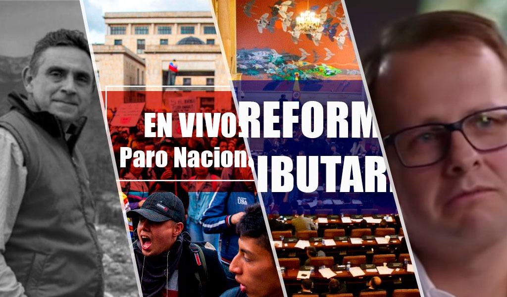 Colombia vive una nueva jornada de movilizaciones