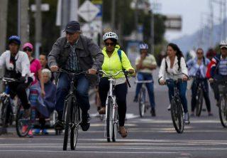Viajes en bicicleta aumentan un 375%