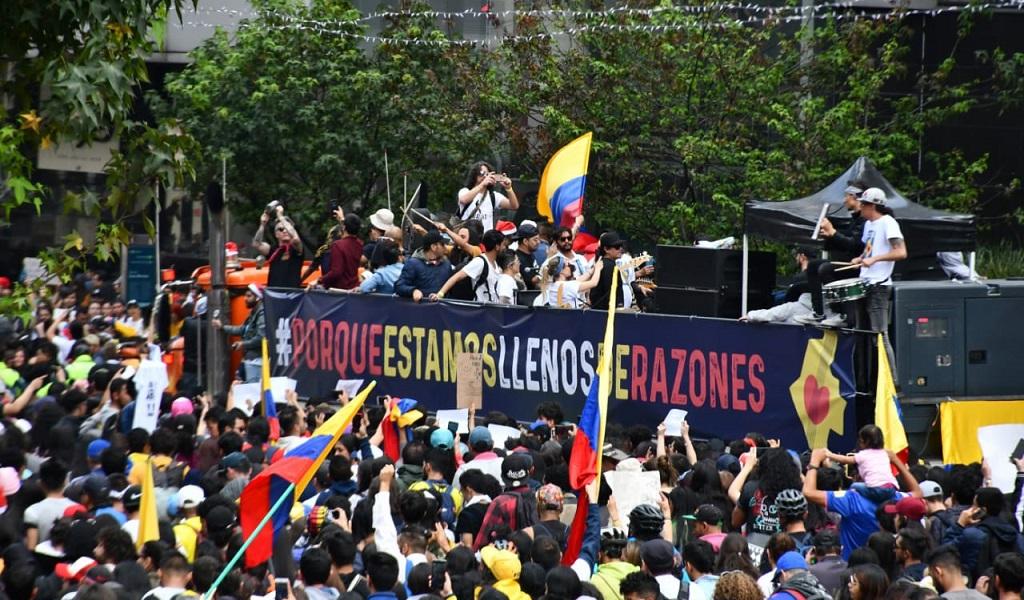 'Un Canto por Colombia' buscará llegar a Medellín