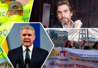 Así amanece Colombia luego de las movilizaciones del 10D