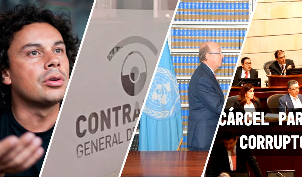 ¿Por qué es noticia Hassan Nassar y el proyecto Anticorrupción?