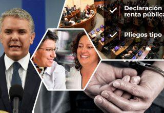 """Presidente Duque tilda de """"cobarde"""" ataque del ELN"""
