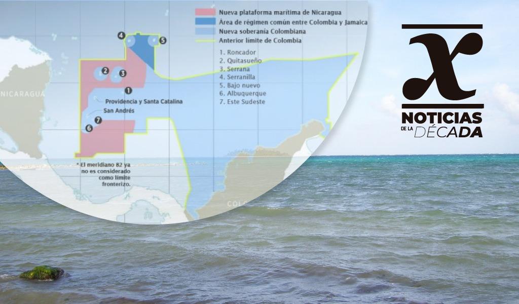 Fallo de La Haya: Colombia pierde 40 % de su mar