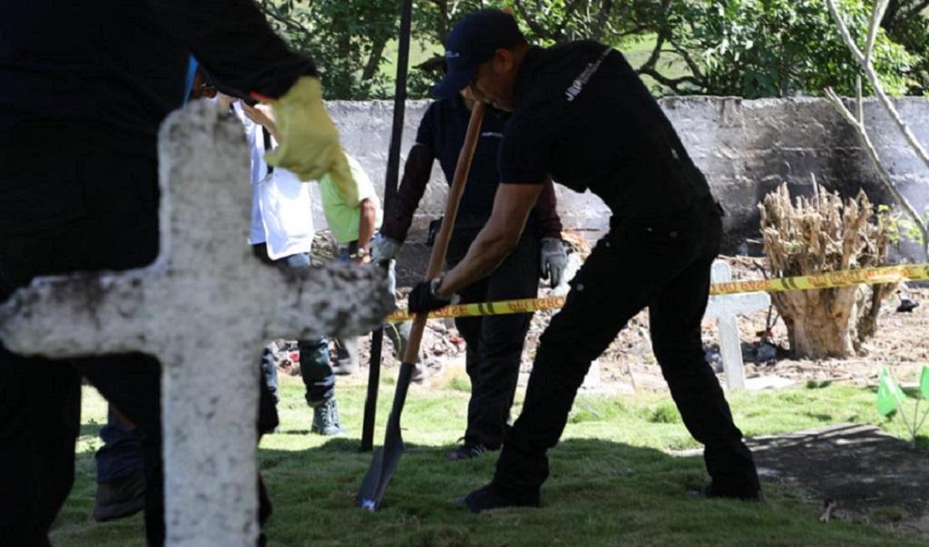 Fosa, falsos positivos, Dabeiba, Antioquia, víctimas, conflicto armado