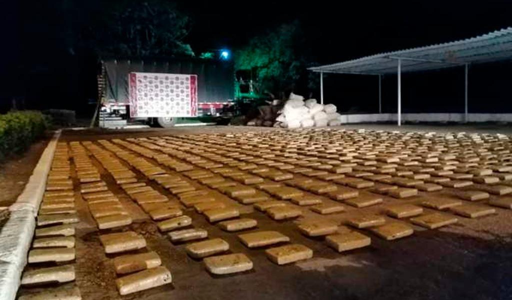 En Pitalito trasladaban marihuana en bultos de papa