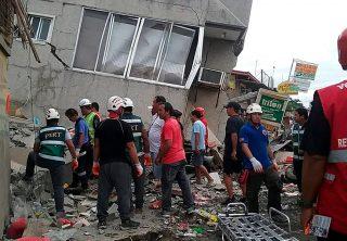 Terremoto de 6.9 grados sacude a Filipinas
