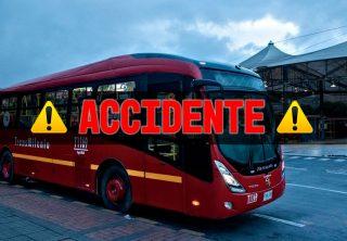 Hombre muere arrollado por un TransMilenio