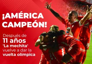 ¿Qué gana el campeón de la Liga Águila 2019-II?
