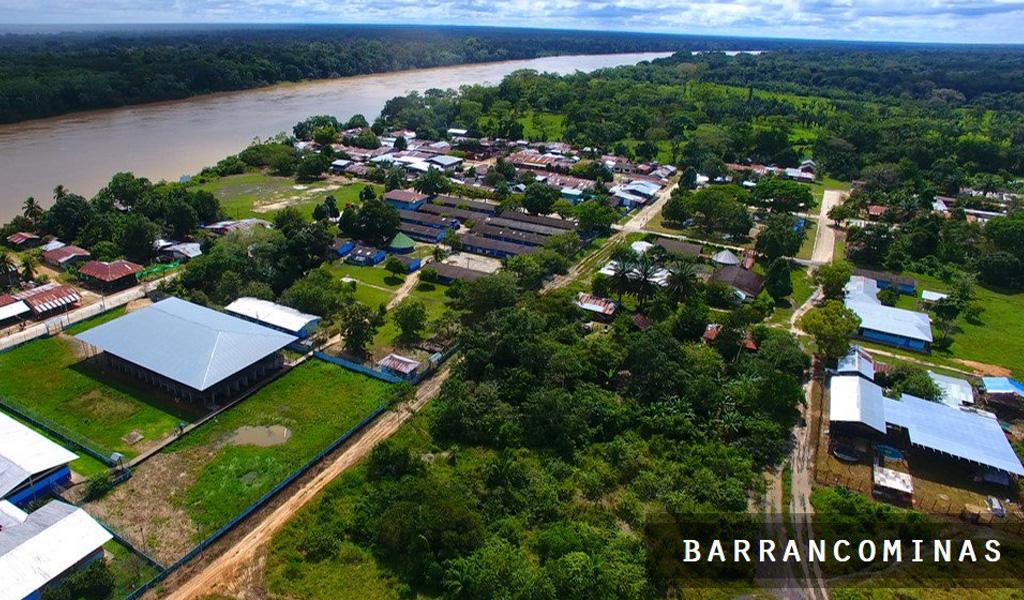 Primer alcalde de Barrancominas se posesiona este domingo