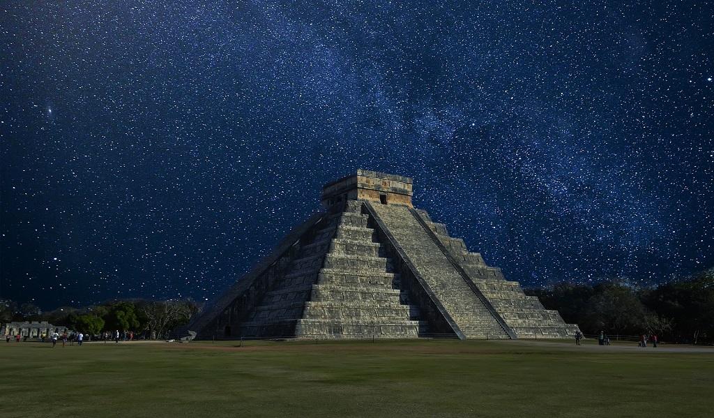 La razón principal del 'colapso maya'