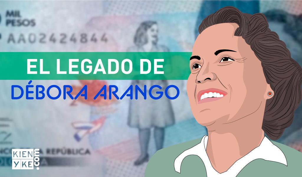 El legado de Débora Arango