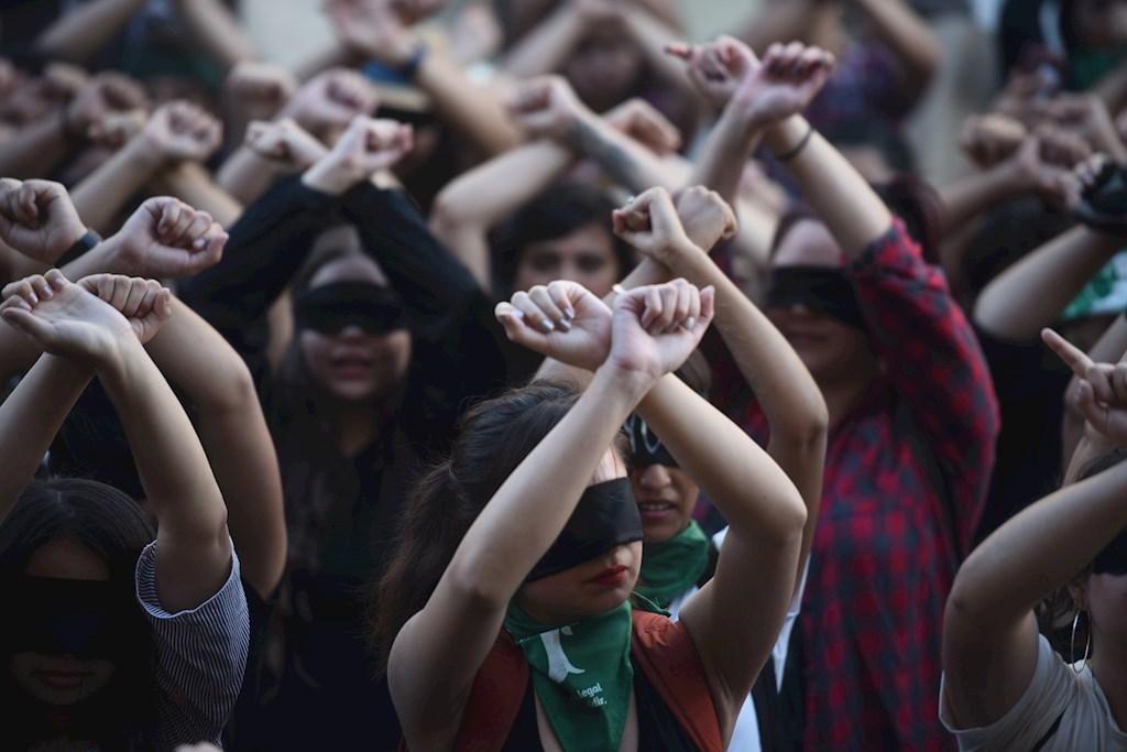 feministas, un violador en tu camino, letra, videos, himno feminista, mujeres, violencia