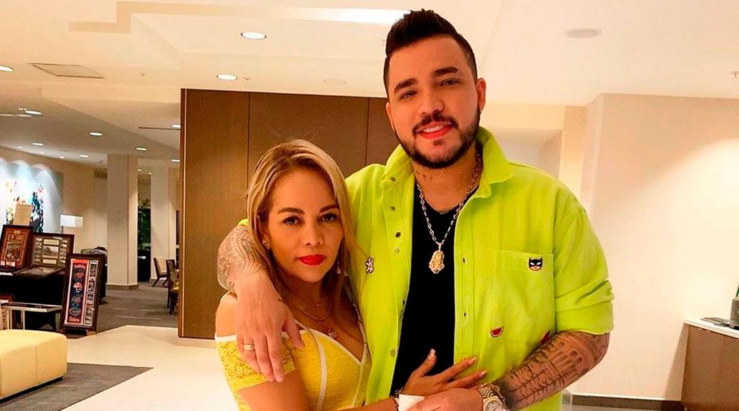 Revelan nuevas fotografías de Jessi Uribe con su ex