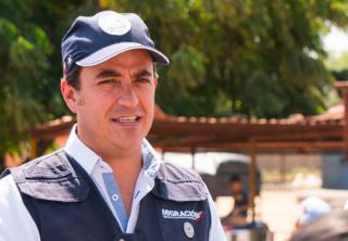Cristhian Krüger deja la dirección de Migración Colombia