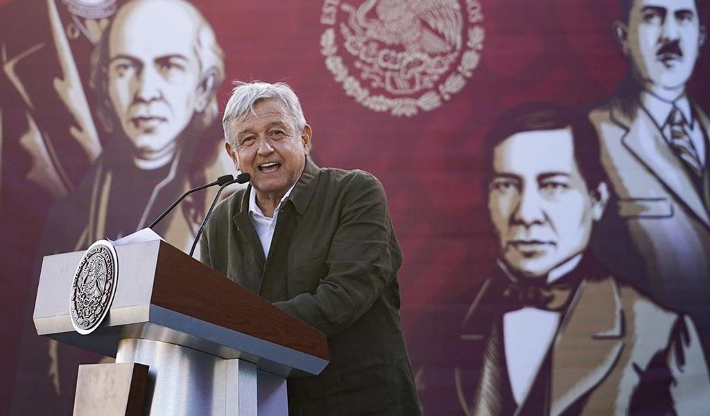 López Obrador y su balance anticipado del primer año
