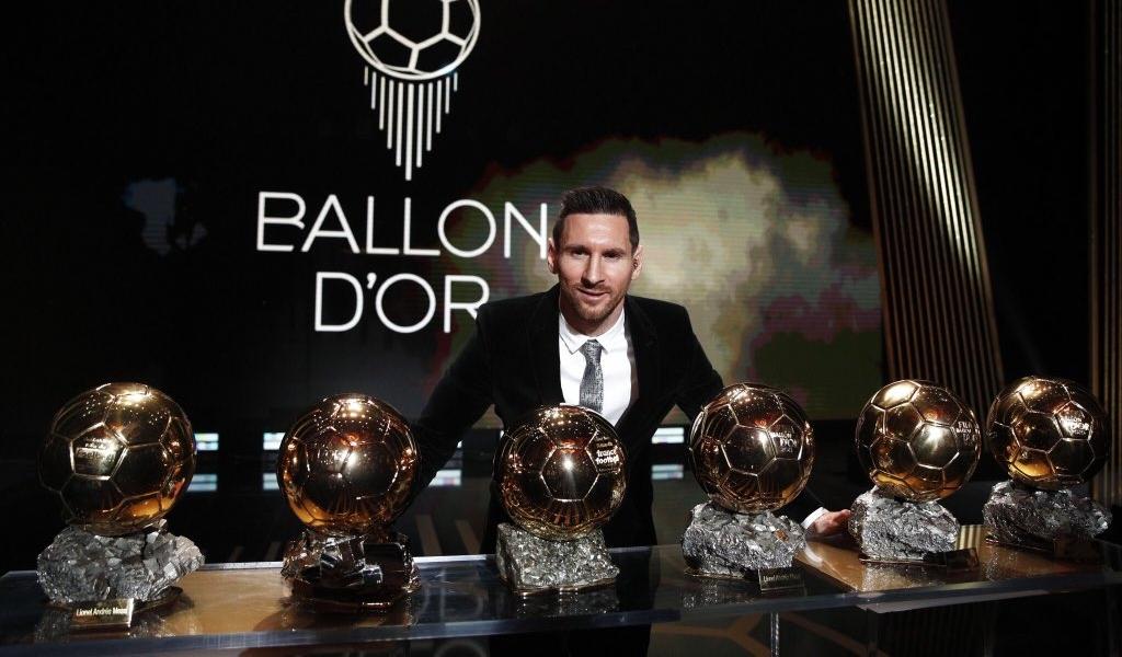 El emotivo video para Messi y su sexto Balón de Oro