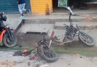 Explosión de artefacto dejó un herido en Miranda, Cauca