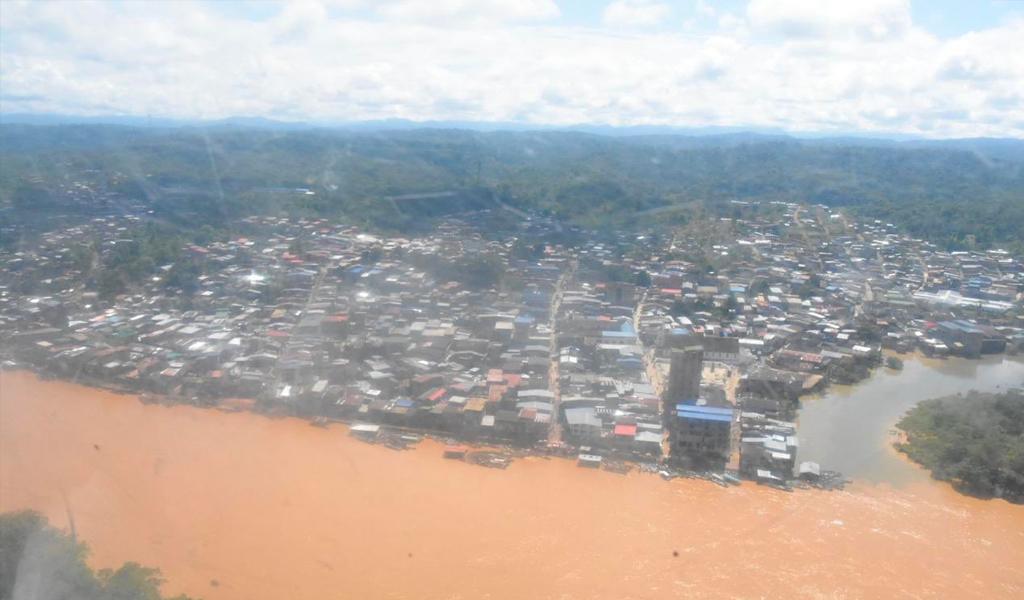 Inundaciones dejan 6.000 familias afectadas en Nariño