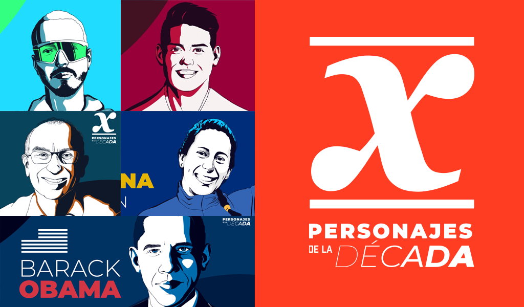 Los 10 personajes que marcaron la década
