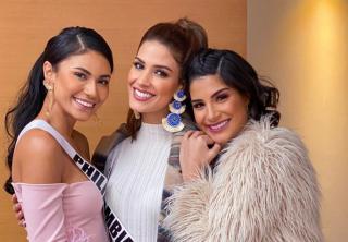 Las caídas en desfile preliminar de Miss Universo 2019