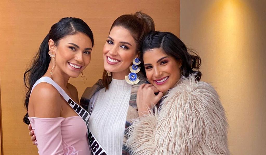 Te recordamos la escena en bikini de la Miss Universo 2019