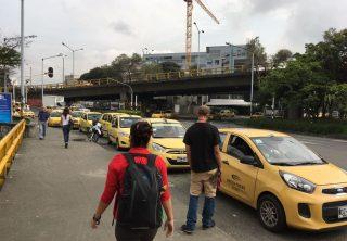 Desde hoy suben tarifas de taxis en Medellín