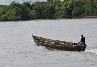 La guerra que estalló este año en los ríos de Bojayá