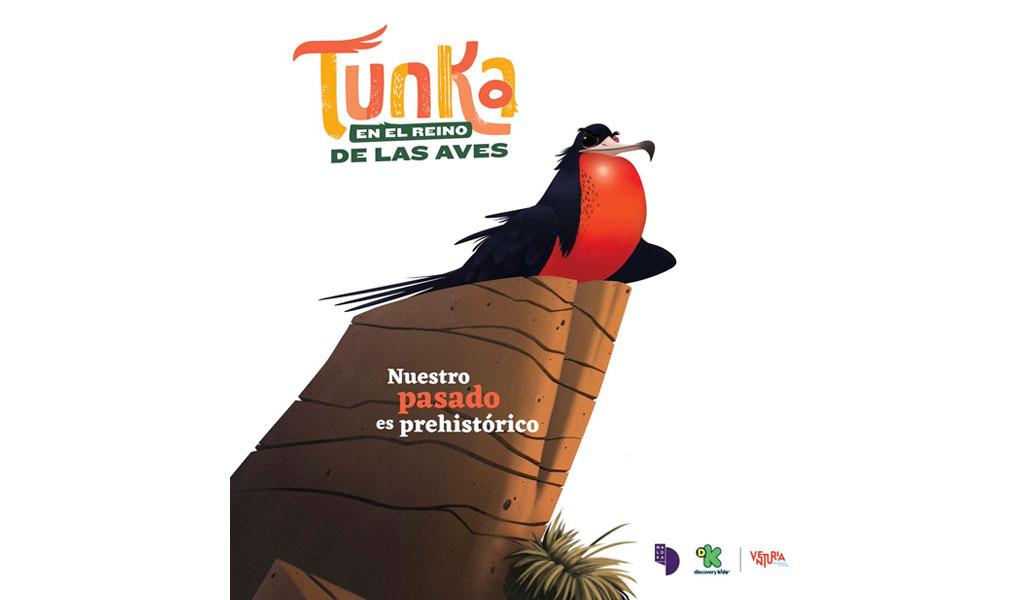 Tunka, la primera película fulldome hecha en Colombia