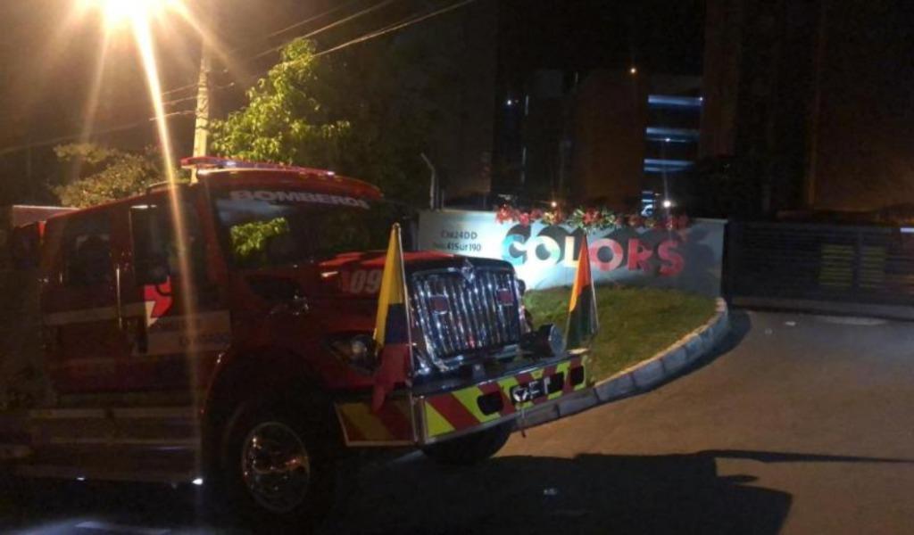 Grave incendio en Envigado deja 31 heridos
