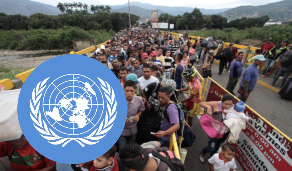 ONU preocupada por brotes de xenofobia en Colombia