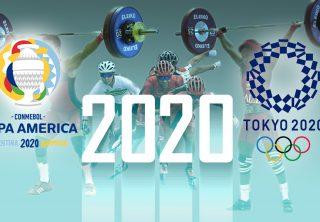 Colombia está lista para la Copa América y Tokio 2020