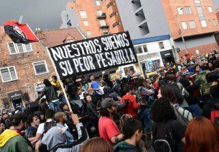 Mayoría de movilizaciones han sido pacíficas: Claudia López