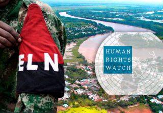 Informe de HRW prende alarmas por situación en Arauca