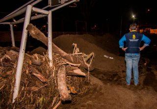 Tras avalancha declaran calamidad pública en Floridablanca