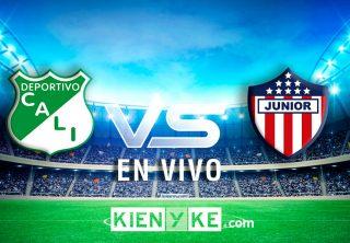 En Vivo: Deportivo Cali vs. Junior