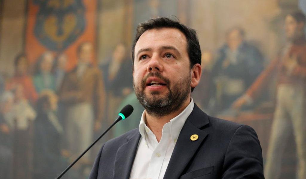Bogotá, Carlos Fernando Galán