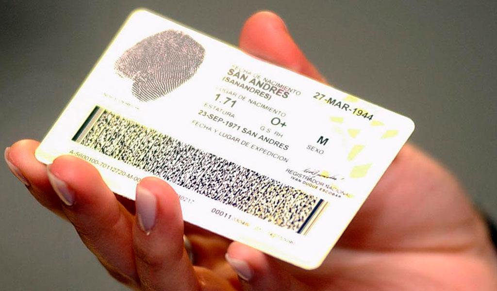 Así sería la cédula digital que propone la Registraduría