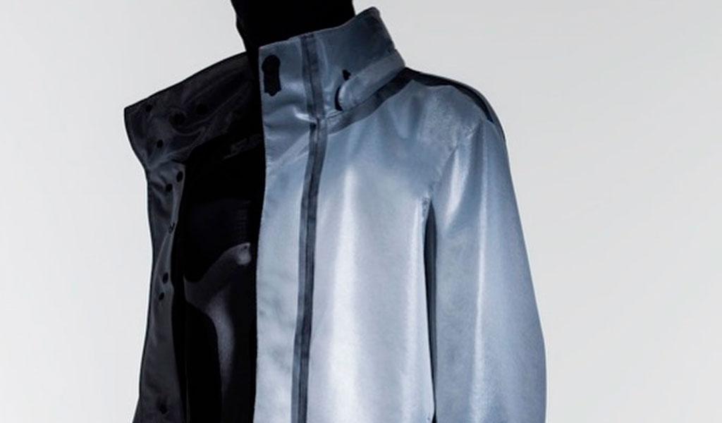 Nueva chaqueta que protege a motociclistas de contaminación