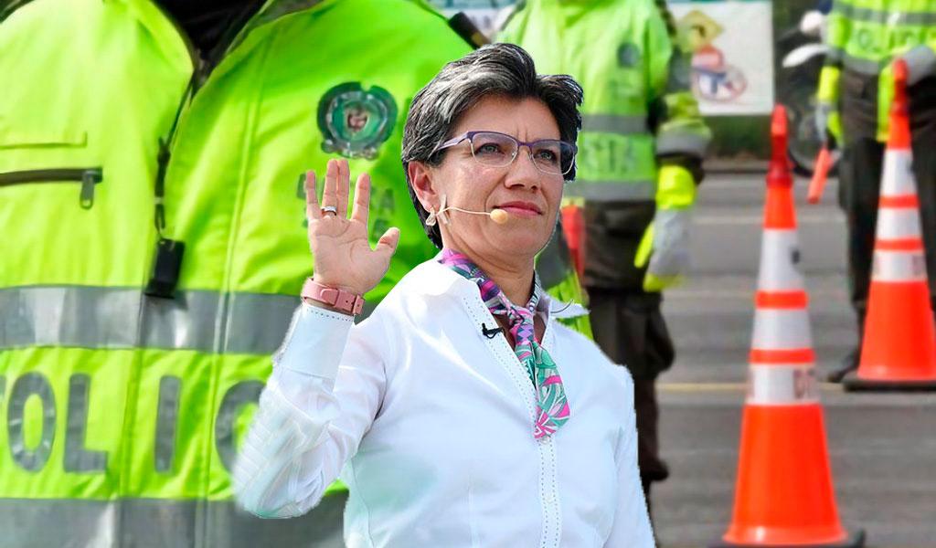 Claudia López, ONU