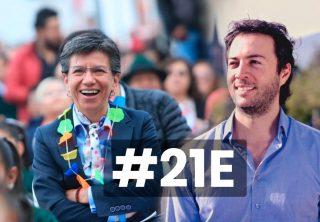 Piden revocatoria en Bogotá y Medellín tras 21E