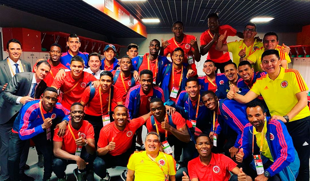 Por aquí podrá ver el Preolímpico Sudamericano Sub 23