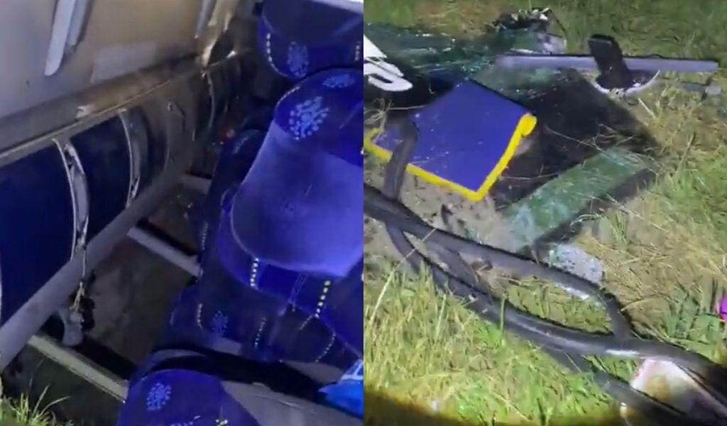 Seis muertos y 30 heridos por accidente en Cartago