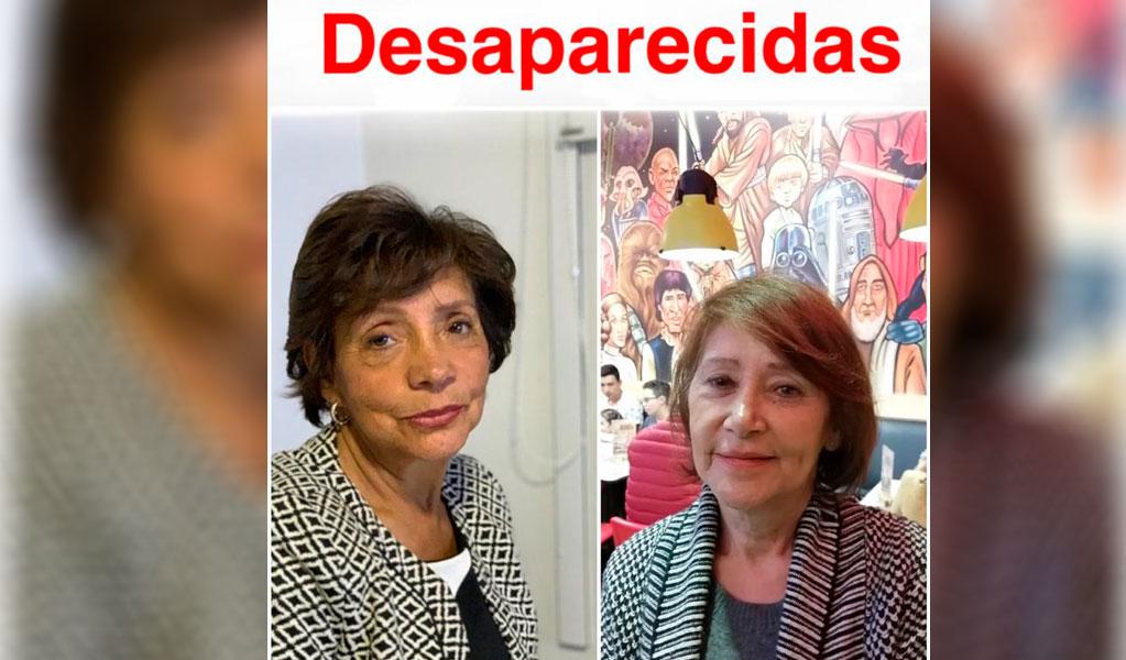 Encuentran a dos mujeres con alzheimer en Bogotá